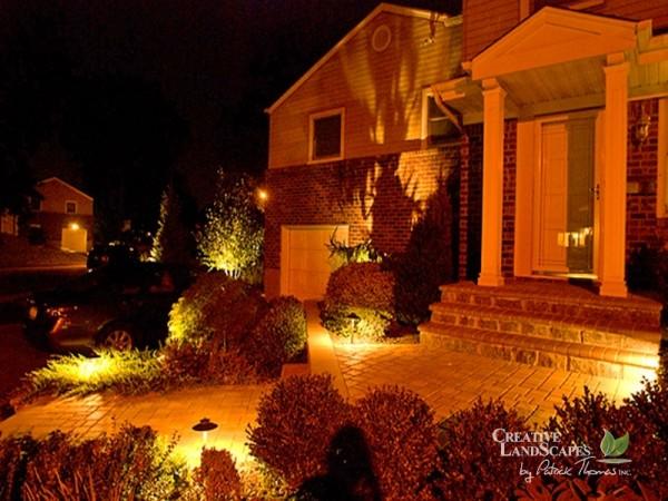 Landscape Lighting Nightscapes Creative Landscapes