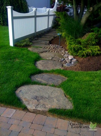 Whether a Natural Stone pathway or an eclectic collection of mismatched  stones is your preference, we can design and implement the perfect pathway  for your ...