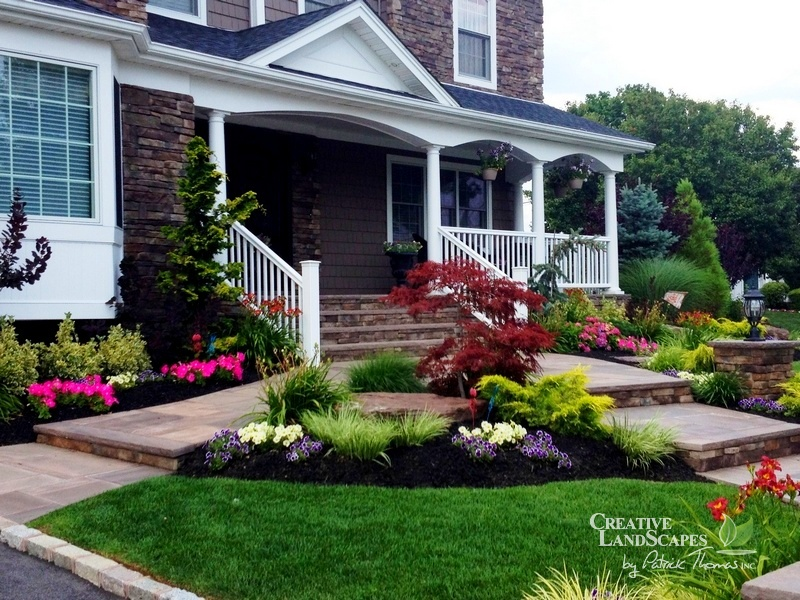 Landscape design planting creative landscapes for Latest garden design ideas